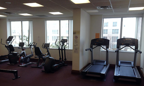 May Tower Exercise Room