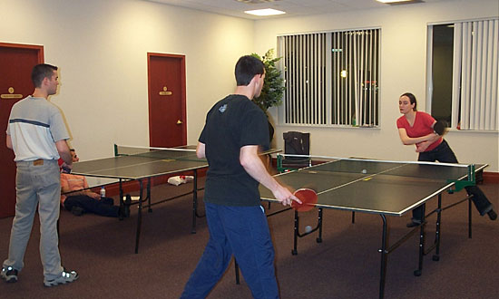 Ping Pong room at May Tower condo - Table Tennis